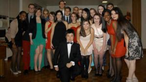 The Catawba Family, President's Ball 2013